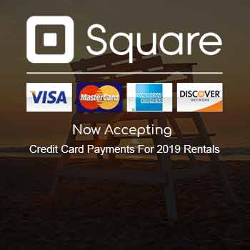 Now Accepting Credit Card Payments