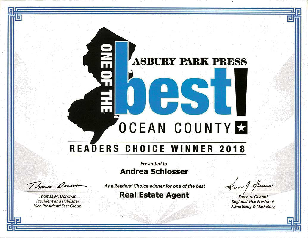 andrea schlosser voted best of the best