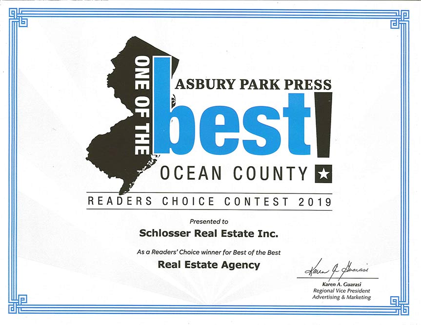 Schlosser Real Estate voted one of the best