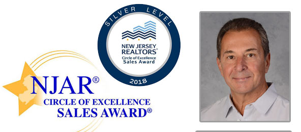 Circle of Excellence Sales Award Anthony Belli