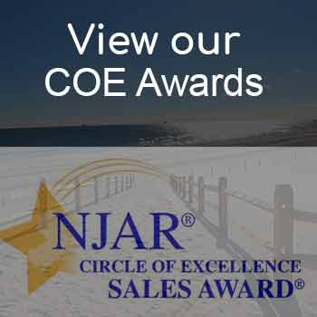Circle of Excellence Sales Awards for Schlosser Real Estate