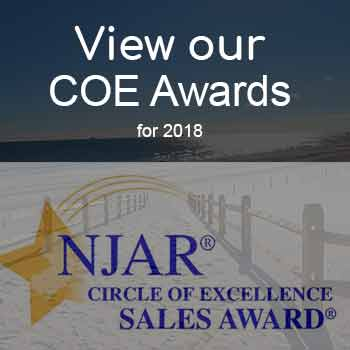 2018 Circle of Excellence Sales Awards for Schlosser Real Estate