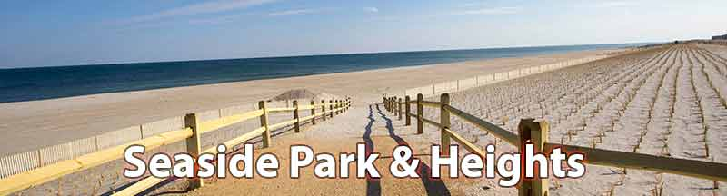 seaside park vacation rentals